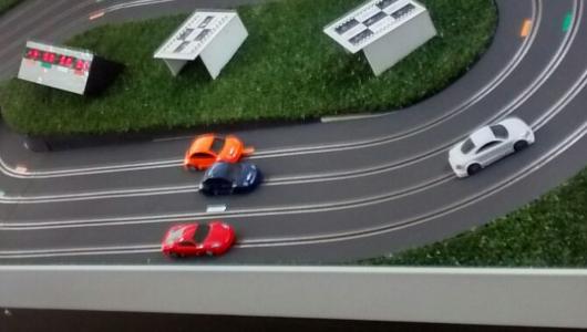 Desktop pista automodelismo carros