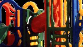 Mobile playground tunel