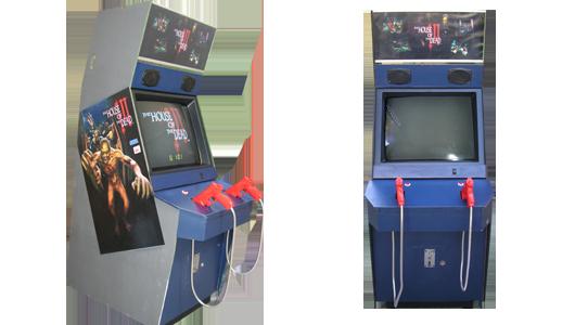 Desktop simulador de tiro