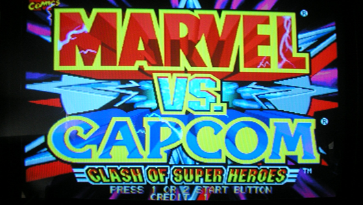 Desktop gamemarvelxcapcom