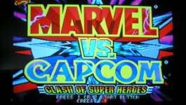 Mobile gamemarvelxcapcom