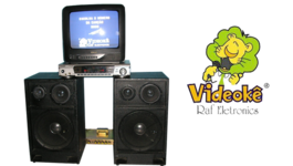 Mobile videoke completo